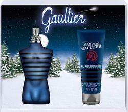Jean Paul Gaultier Ultra Male Eau de Toilette 75ml & Shower Gel 75ml