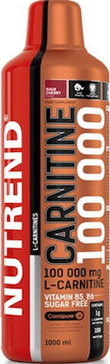 Nutrend Carnitine 100000 1000ml Sour Cherry
