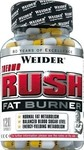 Weider Thermo Rush Fat Burner 120 κάψουλες