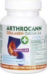 Annabis Medical Arthrocann Collagen Omega 3-6 Forte 60 ταμπλέτες