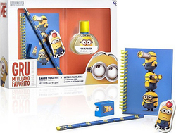 Air-Val Minions Eau de Toilette 30ml 7 Stationery Set