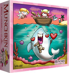Steve Jackson Games Munchkin Valentine's Day Monster Box