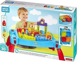 Mega Bloks Build 'n Learn Table 30τμχ