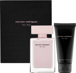 Narciso Rodriguez Eau De Parfum 50ml & Body Cream 50ml