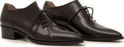 Δερμάτινα Oxfords Art 23 Black w18-23-01