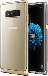 VRS Design Crystal Bumper Shine Gold (Galaxy Note 8)
