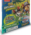 Giochi Preziosi Paw Patrol 3D Zip Lines & Ladders Jungle Rescue