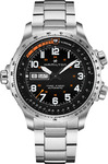 Hamilton Aviation X-Wind Auto Stainless H77755133