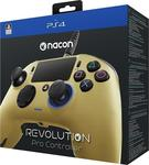 Nacon Revolution Pro Controller Yellow