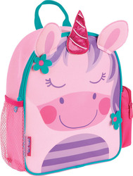 Stephen Joseph Mini Sidekick Backpacks: Unicorn SJ109021