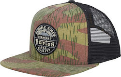 Burton Marble Head Cap - Splinter Camo