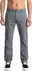 QUIKSILVER EVERYDAY CHINO PANTS IRON GATE