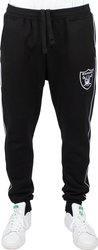 MAJESTIC Φόρμα FLEECE PIPING JOG PANT BLACK