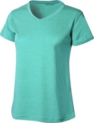 Etirel Basic V Neck SS Tee 582602 Petrol
