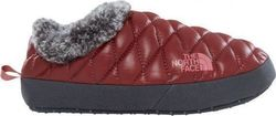 ΠΑΝΤΟΦΛΕΣ TheNorthFace ThermoBall Tent Mule Faux Fur IV Shiny Barolo Red/Iron Gate Grey