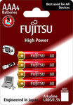 Fujitsu High Power AAA (4τμχ)