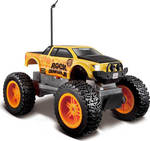 Maisto Rock Crawler Yellow 81162