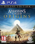 Assassin's Creed Origins (Deluxe Edition) PS4