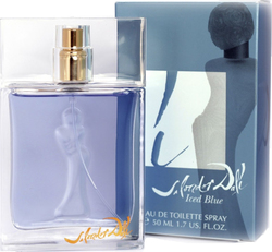 Salvador Dali Iced Blue Eau de Toilette 50ml