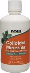 Now Foods Colloidal Minerals Liquid 946ml