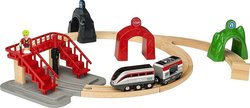 Brio Toys Smart Engine Set with Action Tunnels