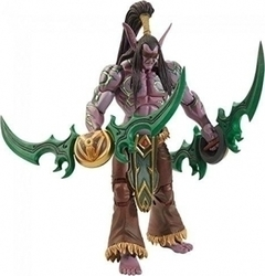 Neca Heroes Storm World Warcraft Illidan
