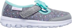 Skechers GOwalk Dotty Dazzle 81134N-GYMT