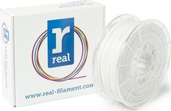 Real Filament PETG 2.85mm White 1kg
