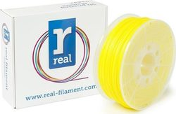 Real Filament ABS 2.85mm Yellow 1kg