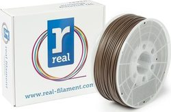 Real Filament ABS 2.85mm Brown 1kg