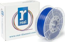 Real Filament PLA 1.75mm Blue 1kg