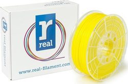 Real Filament PLA 1.75mm Yellow 1kg