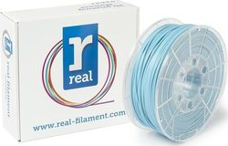 Real Filament PLA 2.85mm Light Blue 1kg