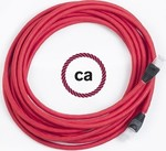 Creative Cables U/UTP Cat.5e Cable 10m Κόκκινο (CVLN01RM09-10 )