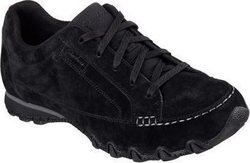 Skechers Relaxed Fit Bikers Curbed 49336-BLK