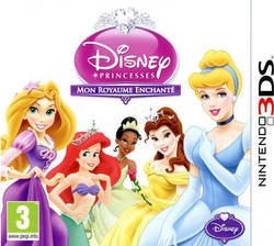 Disney Princess My Fairytale Adventure 3DS