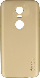 Remax Reck Back Cover Μπεζ (Lenovo K6)