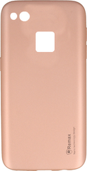 Remax Reck Back Cover Ροζ (Huawei P10 Lite)
