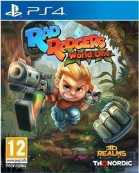 Rad Rogers World One PS4