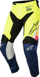 Alpinestars Racer Supermatic Pants Yellow/Black 2018