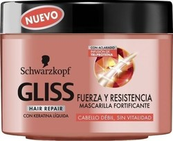 Schwarzkopf Gliss Hair Repair Force & Resistance 200ml