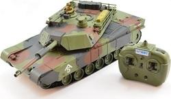 Hobby Engine M1A1 Abrams 1:20 2.4G Splash Proof Tank Camo HE0731