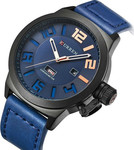 Curren 8270 Blue