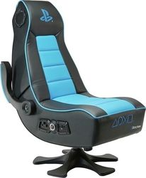 X-Rocker Gaming Chair Infiniti PlayStation Edition Blue