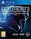 Star Wars Battlefront II (Elite Trooper Deluxe Edition) PS4