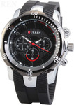 Curren 8163 Black / Silver