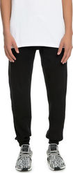 PUBLISH BRICE FLEECE PANT P1701073-BLACK Μαύρο