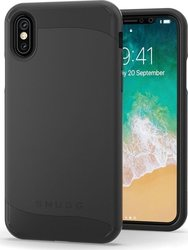 Snugg Infinity Back Cover Μαύρο (iPhone X/Xs)