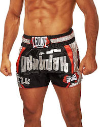 LEONE SAMUI ΣΟΡΤΣΑΚΙ MUAY THAI AB871 - BLACK