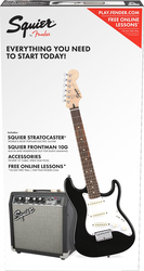 Squier Strat SS Pack (Short-Scale)